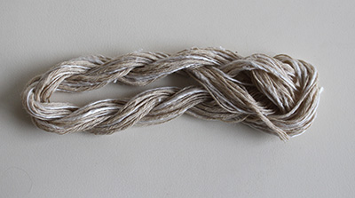 Undyed Threads - Natural Luxury Silk Collection