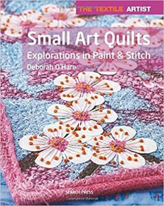 Textile book review - Small Art Quilts