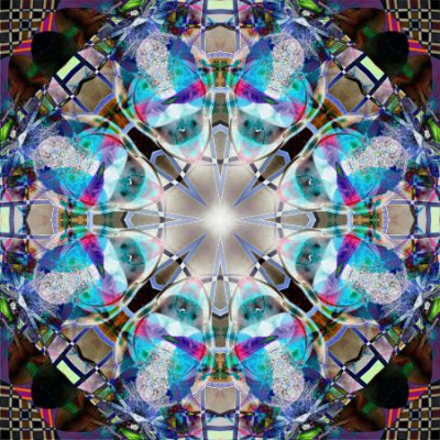 eCourse Kaleidoscopes in Photoshop