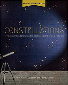 Quilting Book Review - Constellations