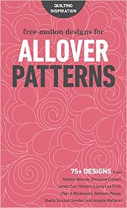 Quilting Book Review - Free Motion Design AllOver Patterns