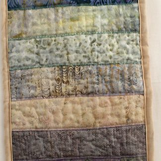 Winter Quilted Wall Hanging Kit