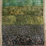 Spring Quilted Wall Hanging Quilt Kit