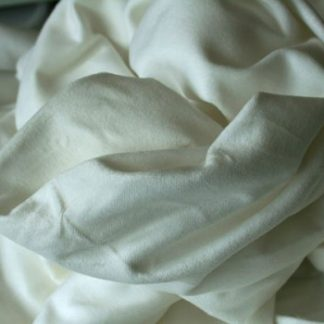 Cotton velvet undyed fabric