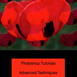 eCourse - Tutorials Advanced Photoshop Techniques