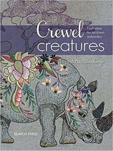Crewel Creatures by Hazel Blomkamp