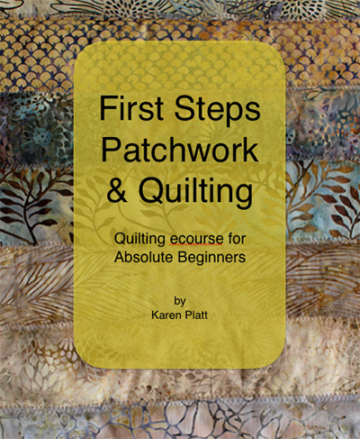 Beginners Quilting ecourse