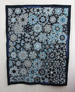 One Block Wonder Quilt Karen Platt