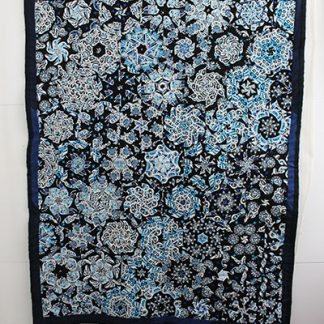 Festival of Quilts Dyeing Countdown 5