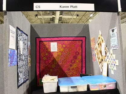 Festival of Quilts The Golden Rules of Exhibiting