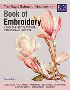 Book Review RSN Book of Embroidery