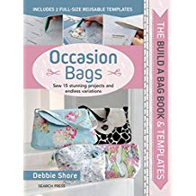 Book Review Occasion Bags by Debbie Shore