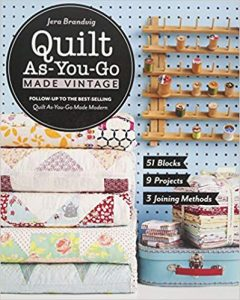 Quilt As You Go Mage Vintage by Jera Brandwig