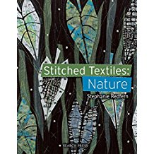 Book Review Stitched Textiles Nature by Stephanie Redfern