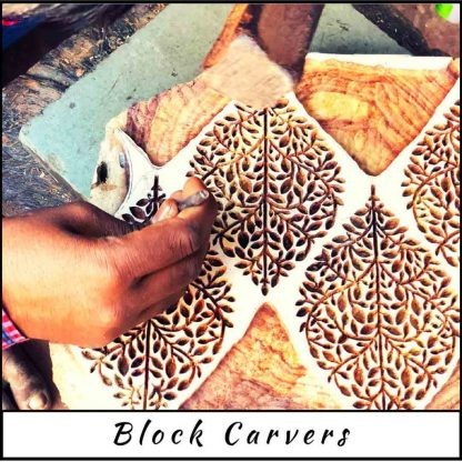 India Block Printing Workshop With Colouricious