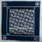 Back Not So Scrappy Quilt Karen Platt