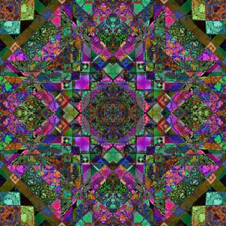 quilters' fabric tile 7