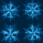 fabric supplies snowflake