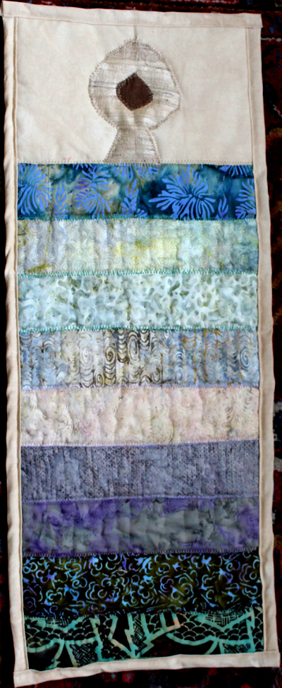 winter quilt kit