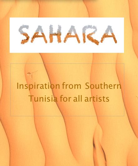 Sahara ebook cover