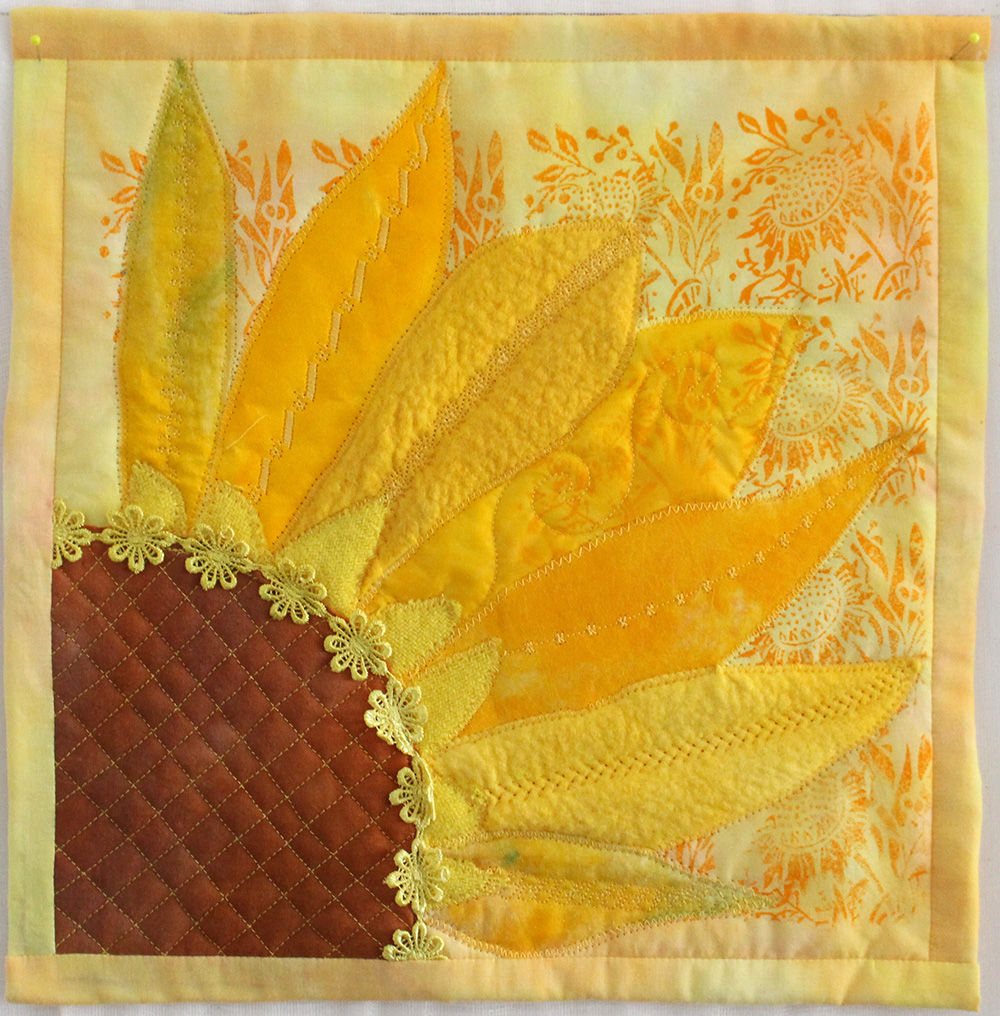 Karen Platt quilting news