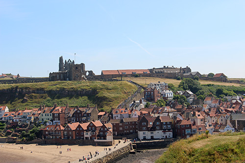 North Yorkshire coast