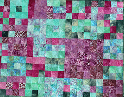 Day 22 quilting