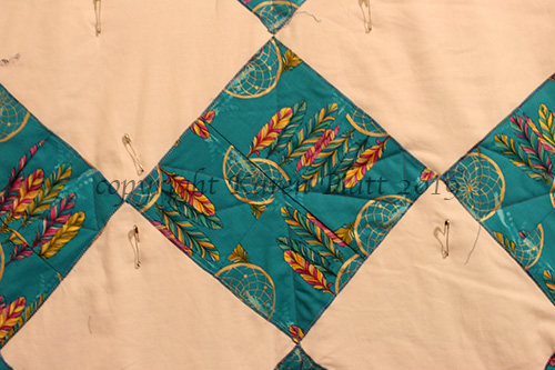 day 17 quilting