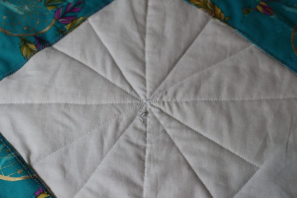 day 19 quilting