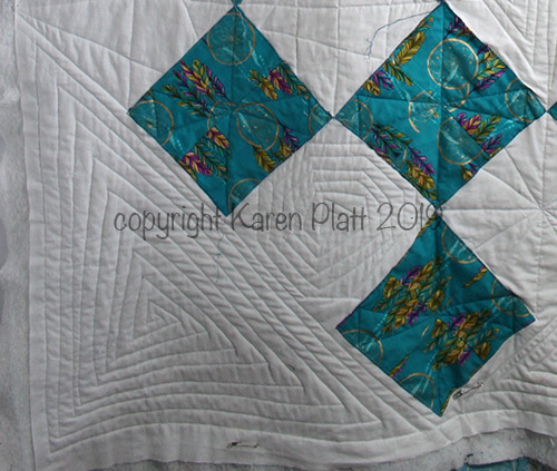 day 23 quilting