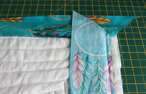 day 24 quilting