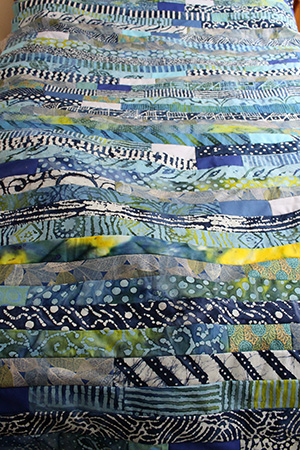 Day 6 quilting
