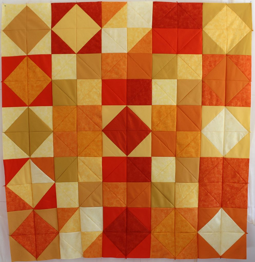 Day 5 quilting