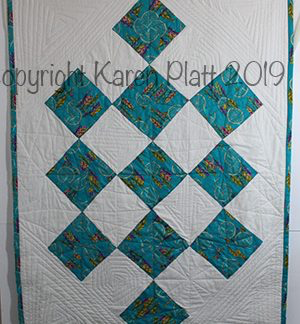 Day 30 quilting