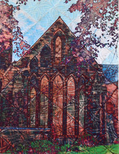 church art quilt