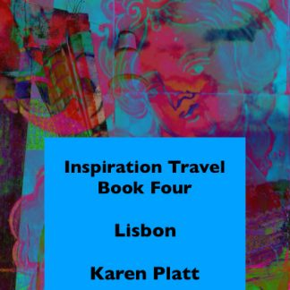 Inspiration travel book four Lisbon