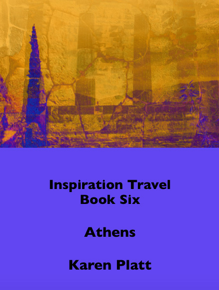 Travel ebook six Athens