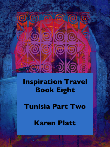 Inspiration Travel book Eight Tunisia