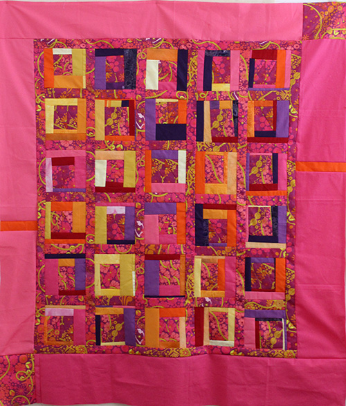 Summer quilting ecourses