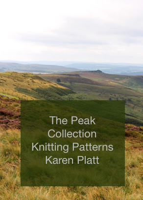 Peak collection knitting patterns