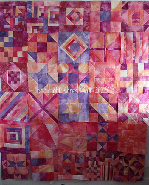 planning a new quilt