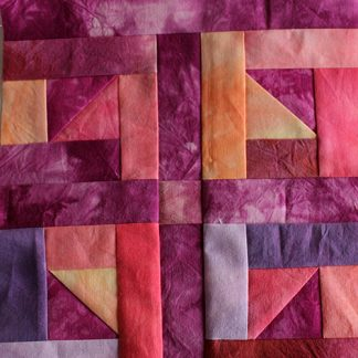 BOM quilt Indian Summer