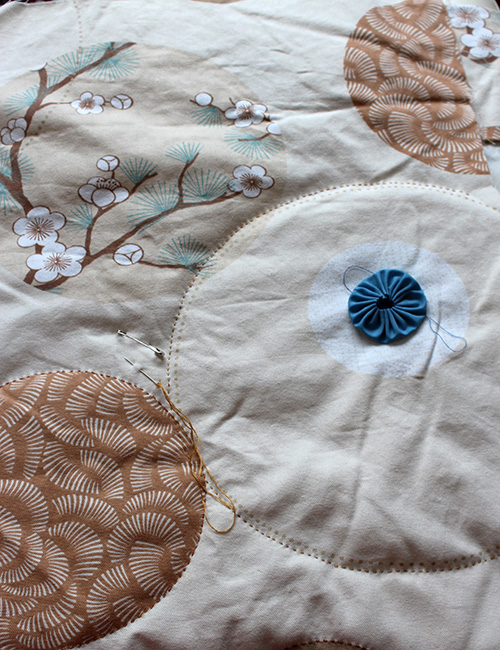 dressmaking and quilting
